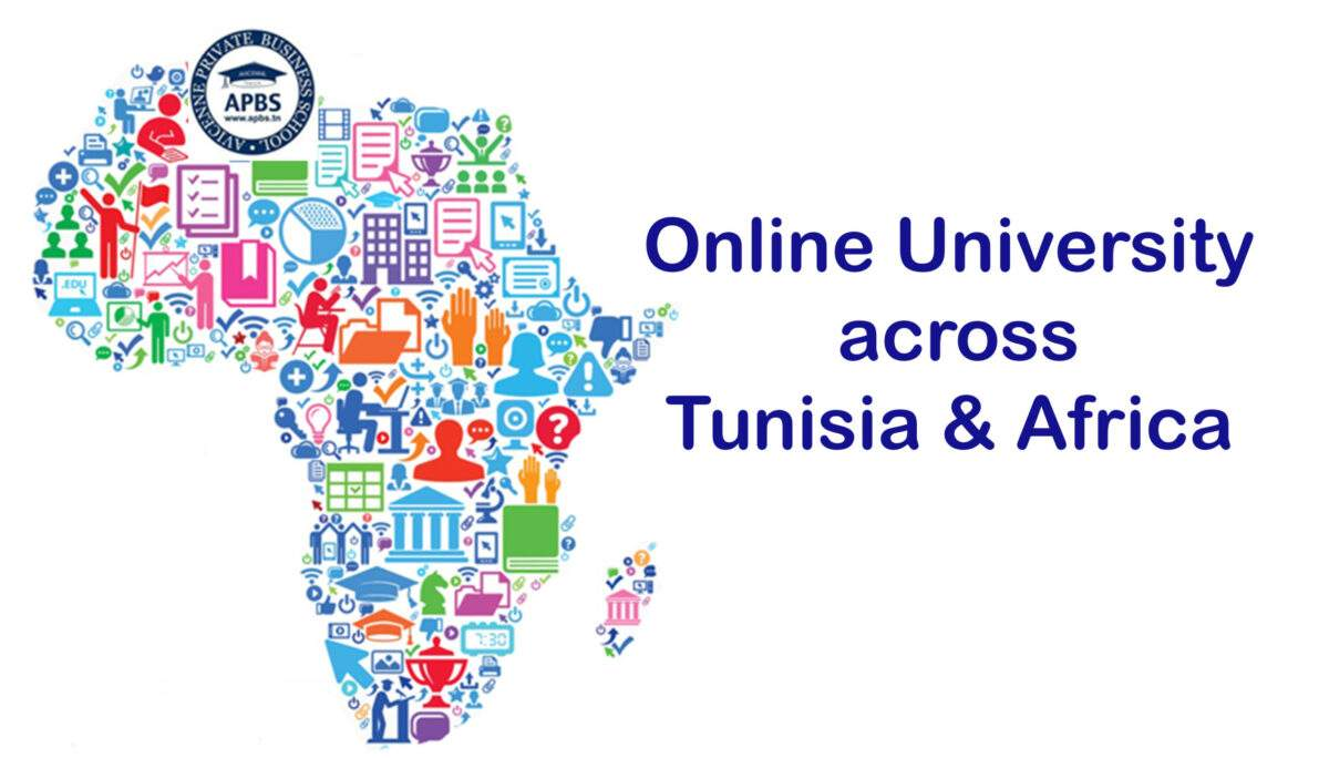 APBS University Opens its Online Classes to all Students, across Tunisia and Africa, Starting from this Week 2